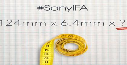 Sony smartphone desconocido
