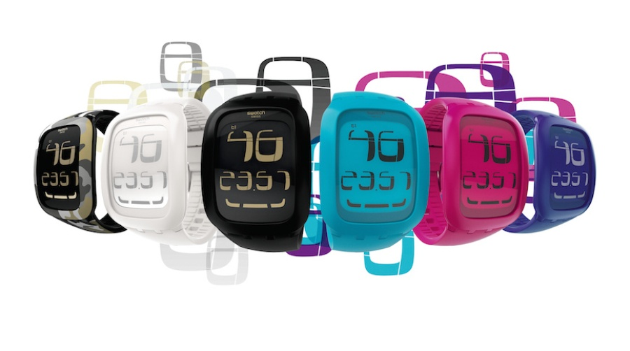 Smartwatch Swatch Touch