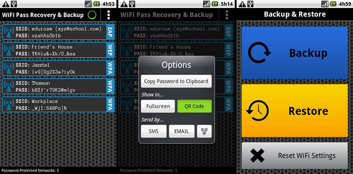WiFi-Pass-Recovery-amp-Backup-Root