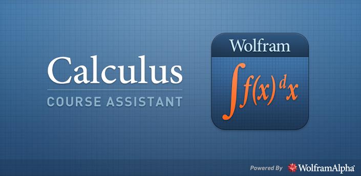 Wolfram-app-calculo