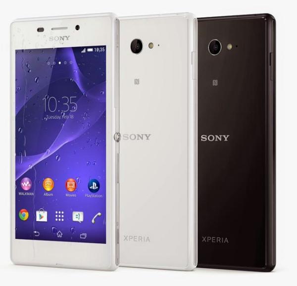 Xperia M2 Aqua - Sony