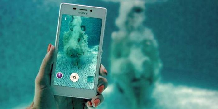 Sony Xperia M2 Aqua, ahora es resistente al agua