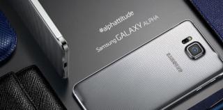 Samsung Galaxy Alpha, un gama media con acabados premium