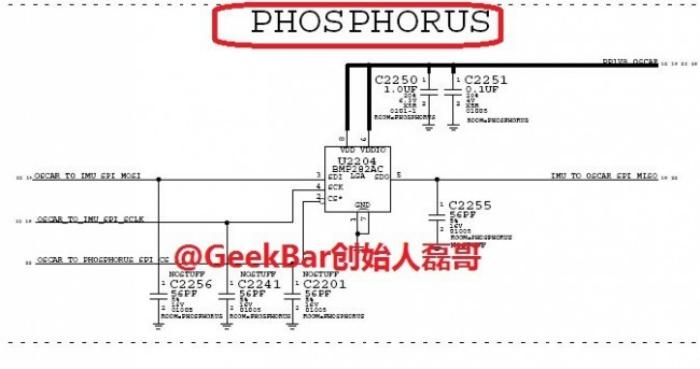 Apple A8 Phosphorus