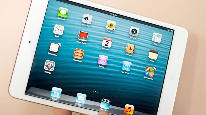 Una nueva iPad con una diagonal más grande podría llegar al mercado en 2015