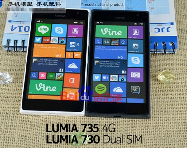 lumia 730:735