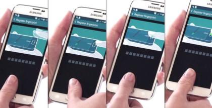 Galaxy Note 4 Synaptics' Natural ID