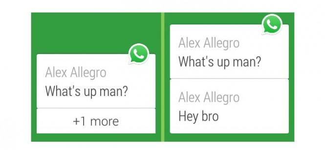 WhatsApp ahora disponible para todos los usuarios de Android Wear