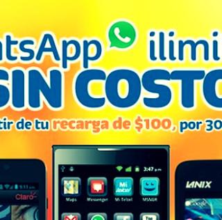 Nuevas tarifas de Amigo Kit de Telcel; WhatsApp ilimitado y redes sociales