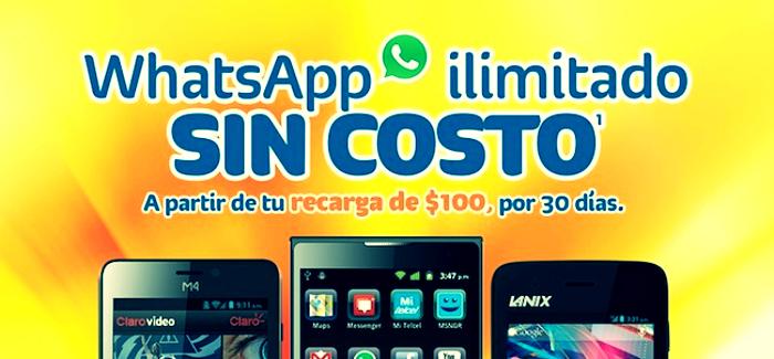 whatsapp-ilimitado-Telcel