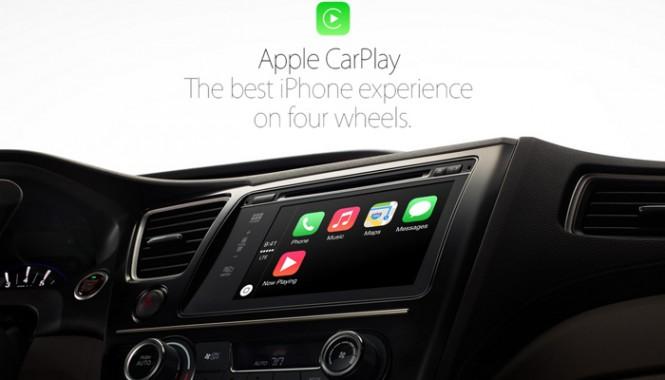 Apple CarPlay queda en desconfianza para ejemplos específicos.