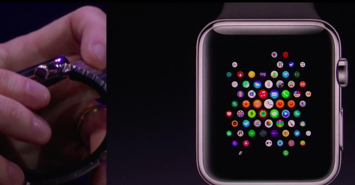 Apple Watch-keynote