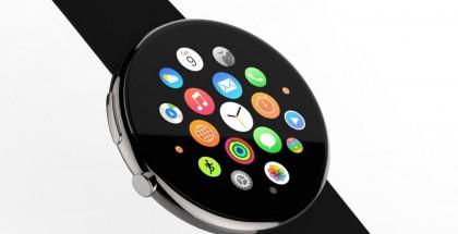 Apple Watch redondo