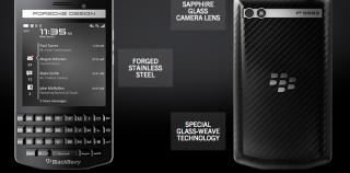 BlackBerry Porsche Design P'9983 es presentado en Dubai