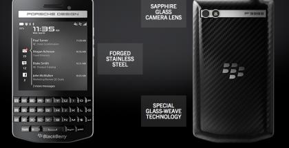 BlackBerry Porsche Design p9983-caracteríticas 2