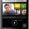 BlackBerry Porsche Design p9983-voz