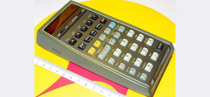 CalculadoraHP65