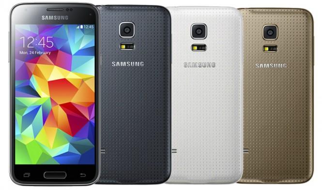 Samsung Galaxy S5 y la cuestionable estética de su cubierta trasera
