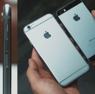 Video con imágenes del iPhone 6 emergen