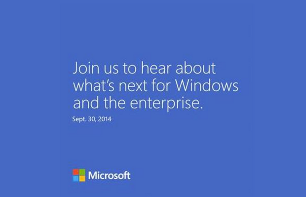 """""""Acompáñanos para oir sobre lo que continua para Windows y las empresas"""""""