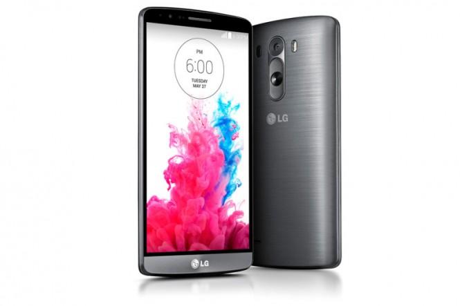 Flagship actual, LG G3