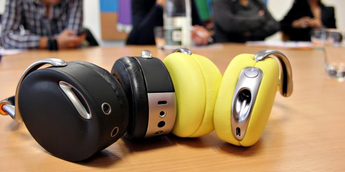Parrot Zik 2.0: Audífonos mejorados y más ligeros