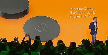 Presentación de accesorios Nokia con NFC durante IFA 2014