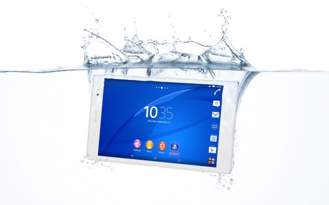 Tablet Z3 Compact.