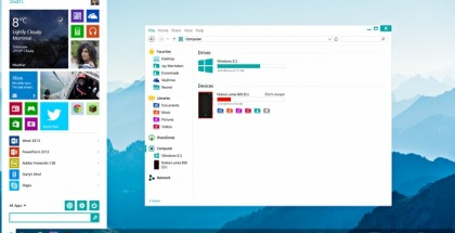 Microsoft China deja ver el logo que podría tener Windows 9