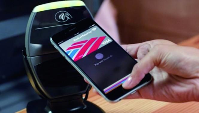 El NFC del iPhone 6 y 6 plus estará habilitado sólo para Apple Pay.