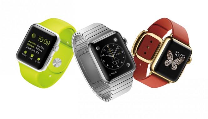 Apple watch v