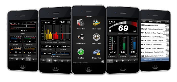 Apps para adaptador OBDII