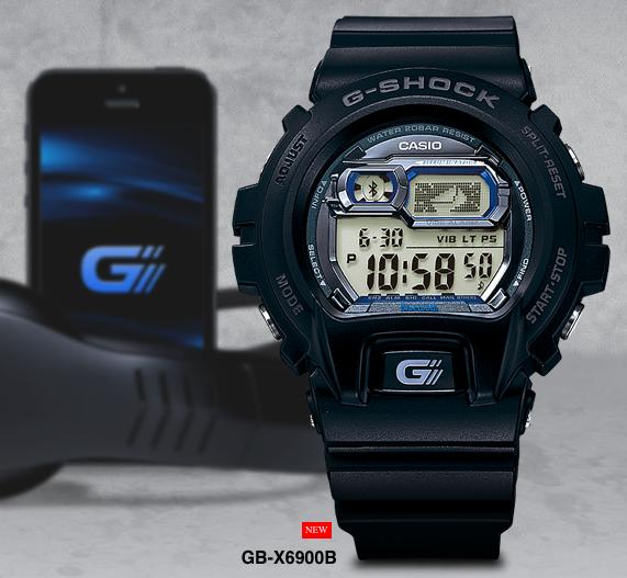 casio,GShock,GB6900B