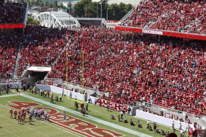 El estadio más inteligente de la NFL es de los 49ers