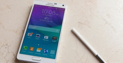 galaxy note 4 con s pen