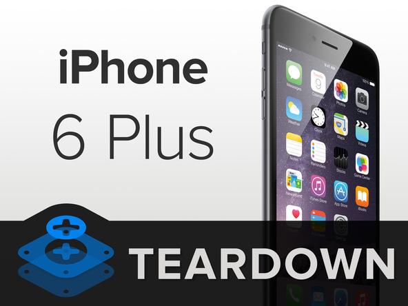 iPhone seis  Plus teardown