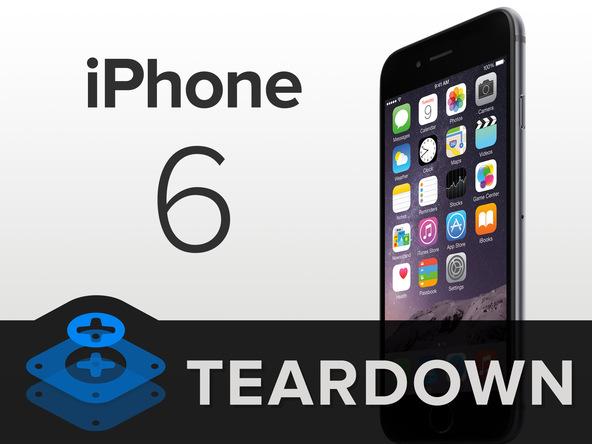 iPhone seis teardown