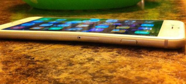 iphone 6 plus doblado