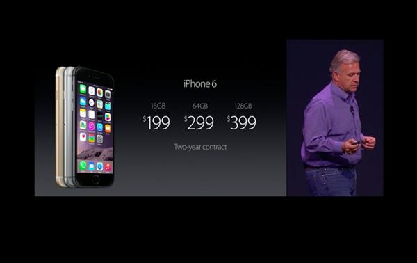 iphone 6-precios