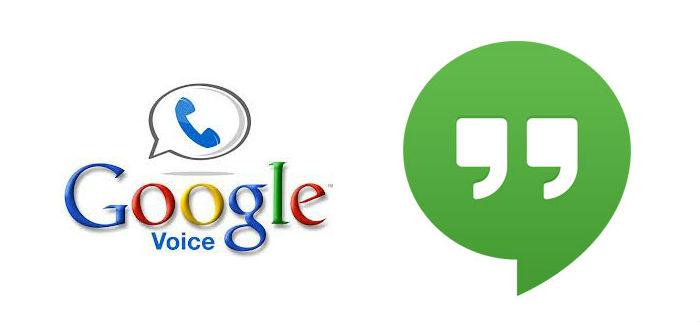 Recibe llamadas de Google Voice desde Hangouts