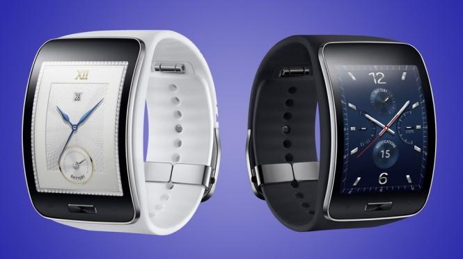 Samsung Gear S, su mas nueva reloj inteligente con pantalla curve