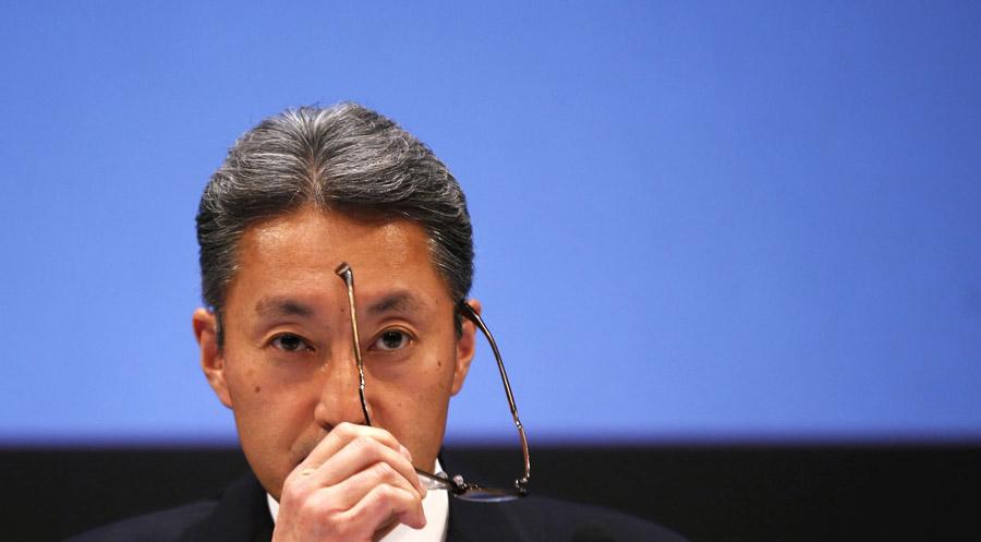Sony CEO