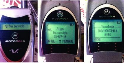 Motorola V60 TDMA