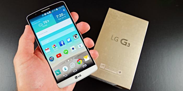 LG G3: Análisis en video