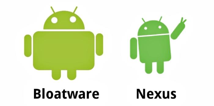 Android Lollipop - Bloatware