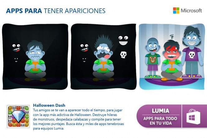 Comic Octubre Halloween