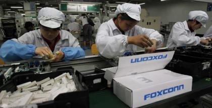Foxconn-empleados
