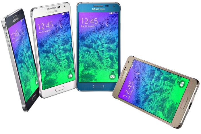 Galaxy A3 - Colores