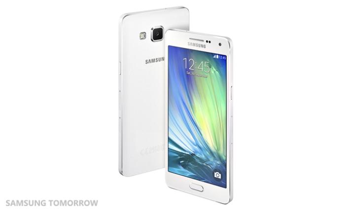 Samsung Galaxy A3 ya es oficial