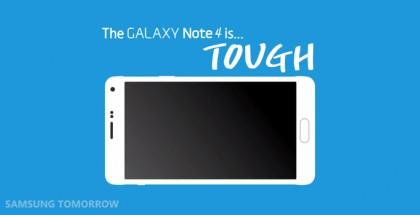 Galaxy-Note-4-prueba de caida